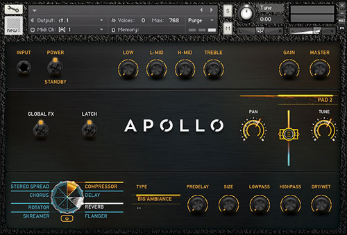Apollo Phrase Builder