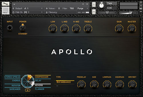 Apollo Instruments