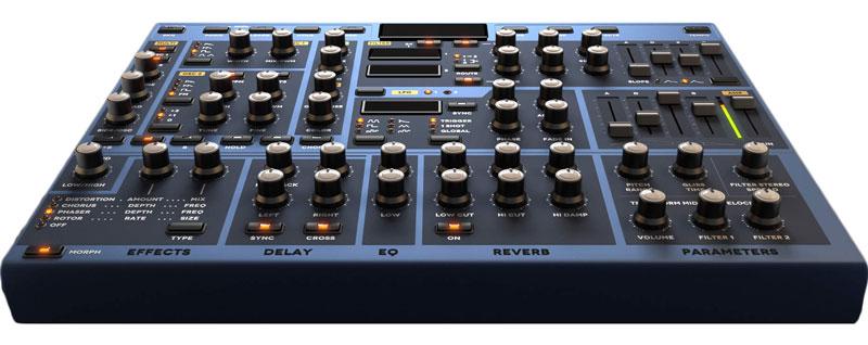 VST Синтезатор Sunrizer